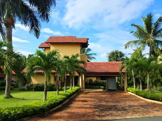 Comfortable And Easy To Manage Villa For Sale In Casa De Campo