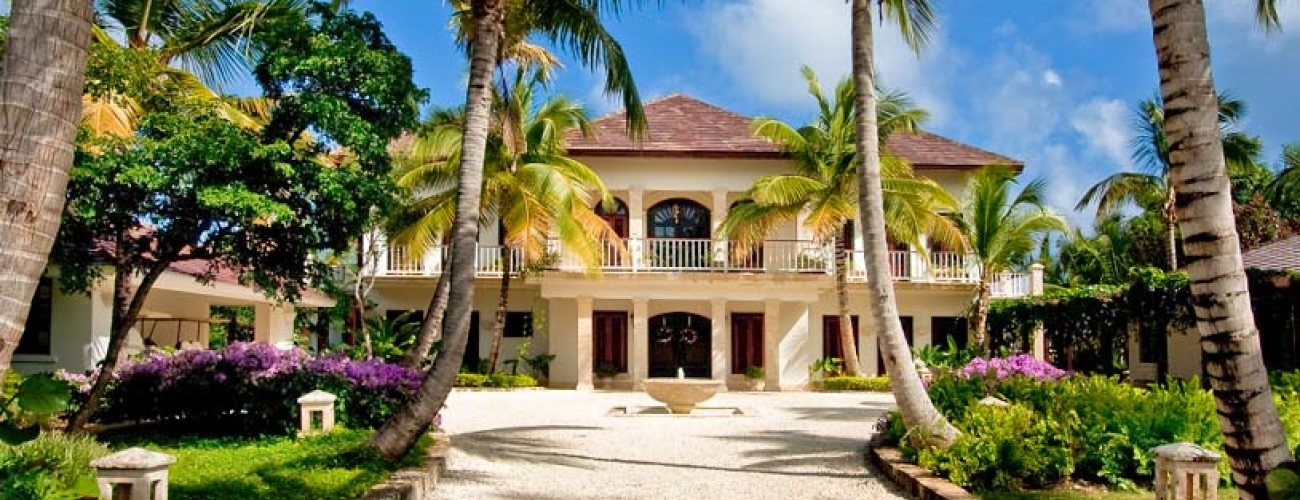 Villa Arrecife Exclusive Villa Rental Caribbean Golf